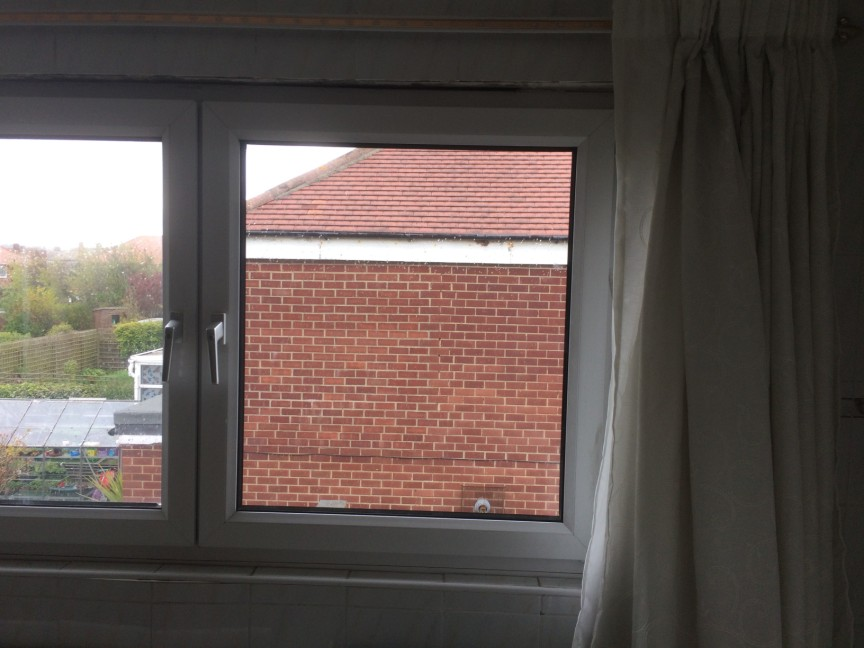 Misted Window In Sunderland After