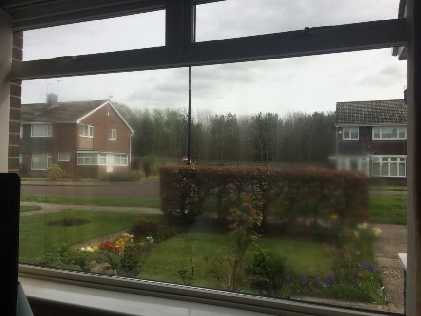 Window Repair In Houghton Before