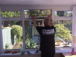 Conservatory Window repair sunderland