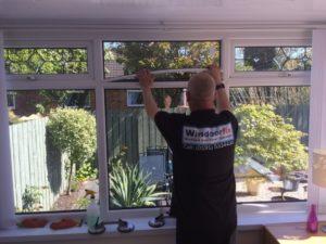Conservatory Window repair sunderland